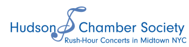 HUDSON CHAMBER SOCIETY